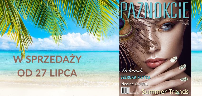 Paznokcie 82 3 2017 letni numer czasopisma