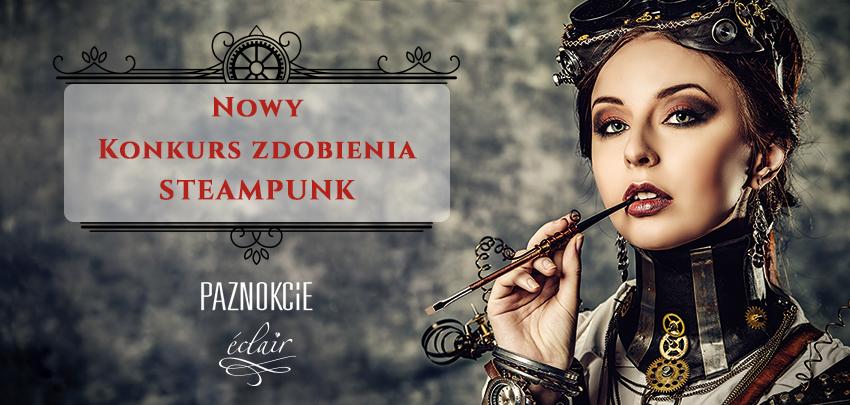 konkurs_zdobienia_stampunk_gazeta_paznokcie