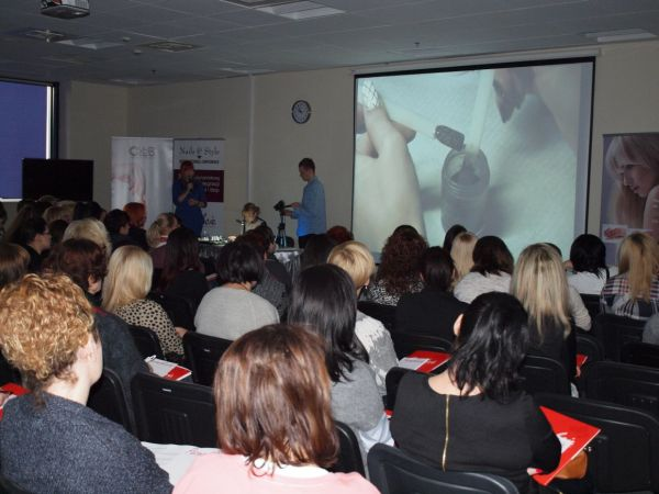 XIII International Hand and Foot Nail Care Congress