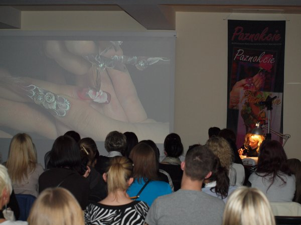 Valentina Denisenko – seminar and training – April 2010