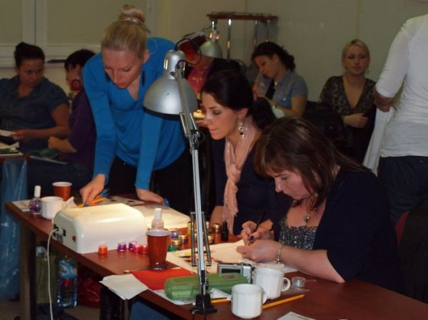 Valentina Denisenko – April seminar and training in Poland
