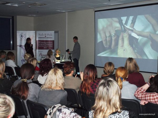 XII International Hand and Foot Nail Care Congress