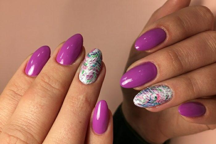 Fashion nails - Anna Knitter-Zawadzińska