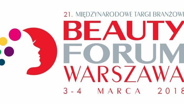 21. Targi Beauty Forum, 3-4 marca 2018 r.