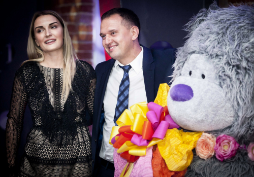 Indigo na balu charytatywnym w Łodzi