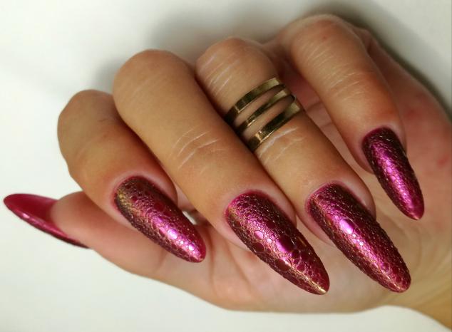Piankowe paznokcie – krok po kroku